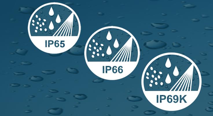 L'indice de protection IP – Qu'est-ce que ça veut dire exactement